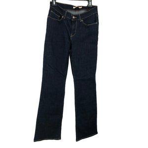 Levi's Blue Denim Classic Boot Jeans, W 27 L 32 4M
